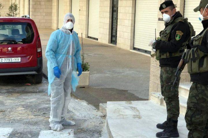 نابلس: اغلاق مدرسة كمال جنبلاط بعد اكتشاف اصابة بفيروس كورونا