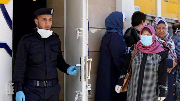 حالة وفاة و44 اصابة جديدة بفيروس كورونا في قطاع غزة