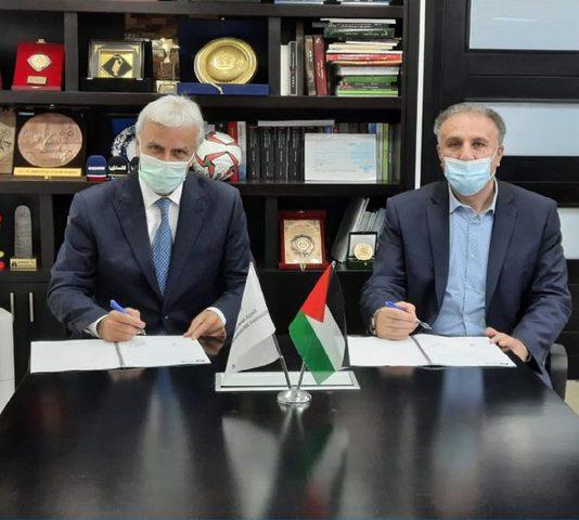 اطلاق قناة فلسطين التعليمية