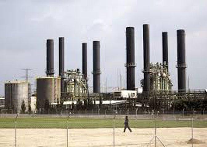 إعادة تشغيل محطة توليد الكهرباء الوحيدة بقطاع غزة