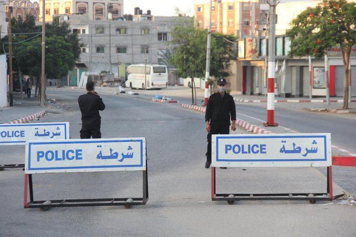استمرار حظر التجوال في محافظتي الشمال وغزة حتى إشعار آخر