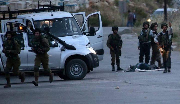 إصابة شاب برصاص الاحتلال على حاجز زعترة جنوب نابلس