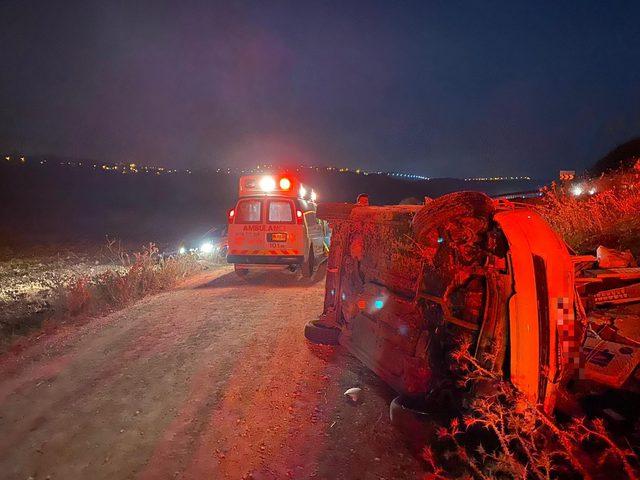 وفاة مواطن جراء اصابته بحادث دهس قرب حيفا