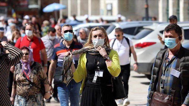 3 حالات وفاة و719 إصابة جديدة بكورونا في فلسطين خلال 24 ساعة