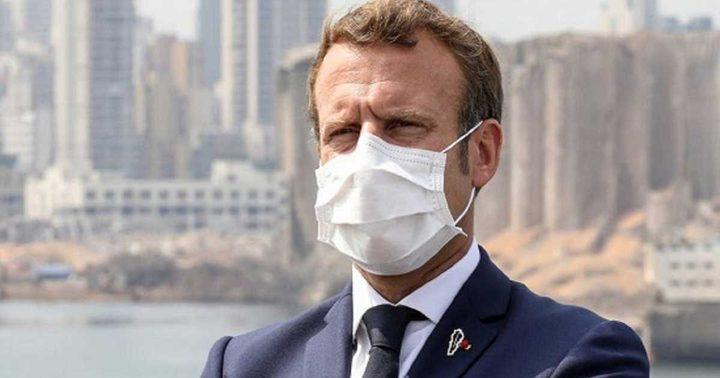 الرئيس الفرنسي يصل العراق لتعزيز التعاون بين البلدين