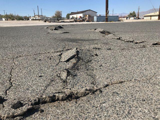 زلزال بقوة 6.5 درجات يضرب قبالة ساحل أتاكاما في تشيلي