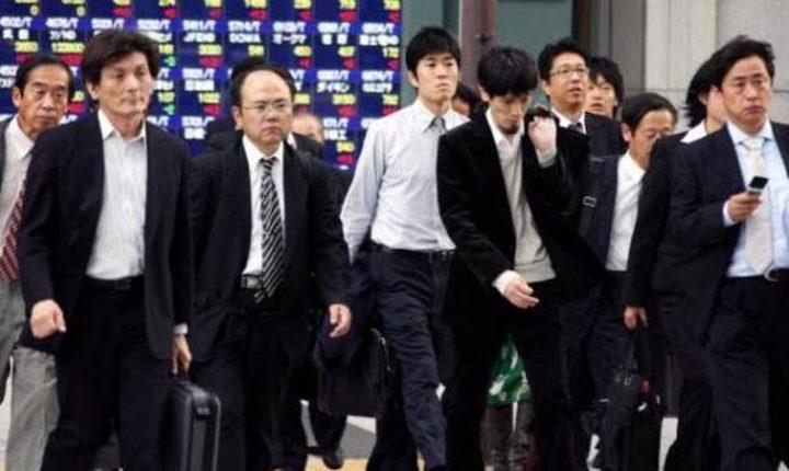 معدل البطالة في اليابان يرتفع لأعلى مستوى في عام