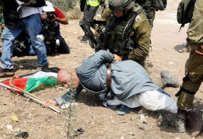 """خريشة يبعث رسائل حول جريمة الاحتلال بحق """"حنون"""""""