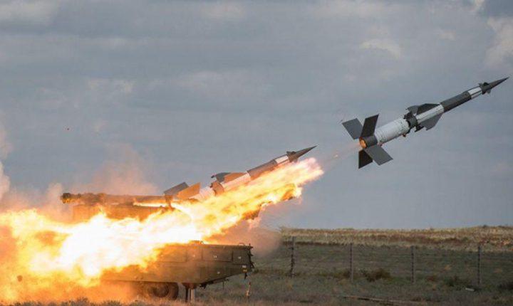 الدفاعات الجوية السورية تتصدى لغارات اسرائيلية