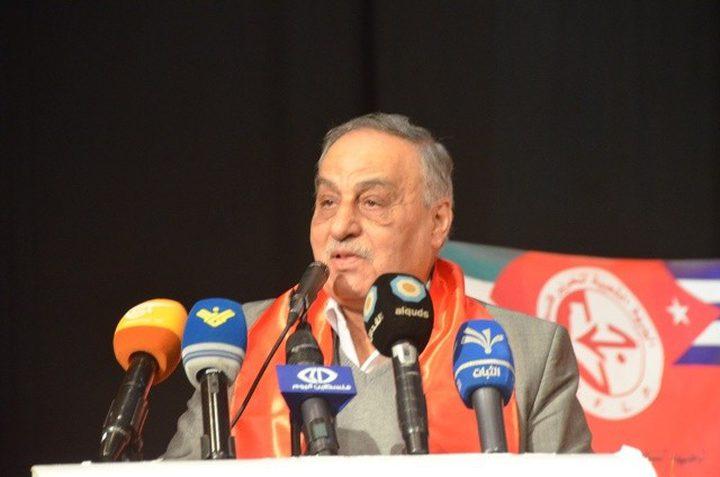فؤاد: دعوة الرئيس لتشكيل قيادة موحدة تعد مفتاح لحل أي مشكلات