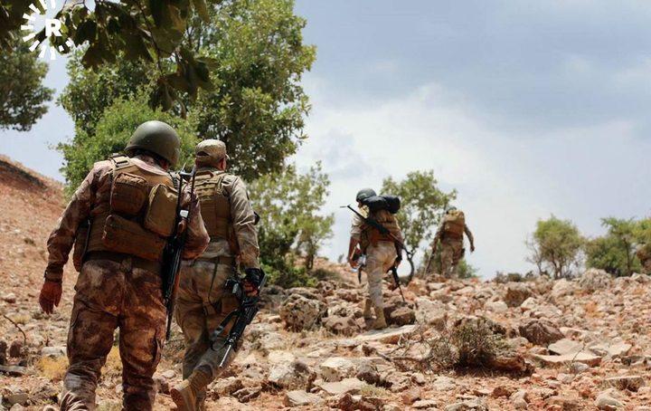 """مقتل اثنين من قوات حرس الحدود بهجوم ل""""داعش"""" غرب العراق"""