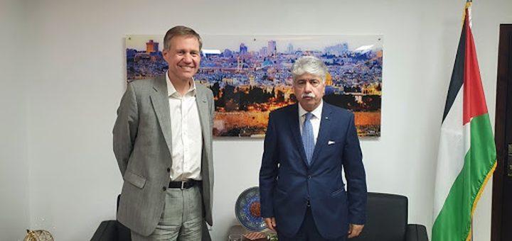 مجدلاني: أهم خطوة تتخذها بريطانيا الاعتراف بالدولة الفلسطينية