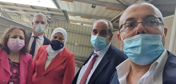 وفد وزاري يصل غزة للاطلاع على الاحتياجات الصحية في ظل تفشي كورونا