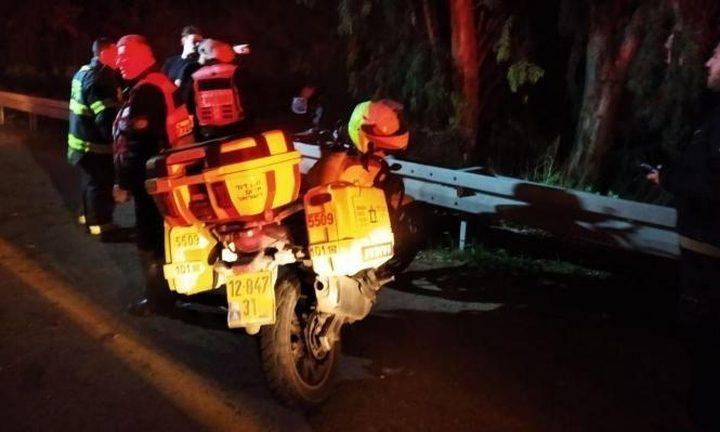 إصابات في حادثي طرق بحيفا وإكسال