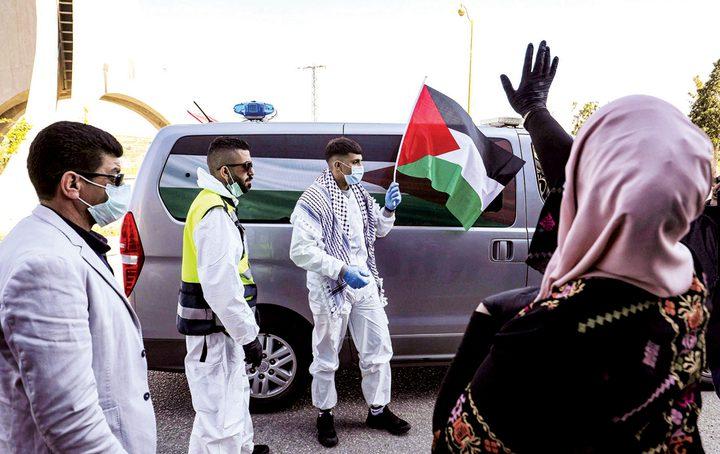 غزة: تسجيل أكثر من 100 إصابة بفيروس كورونا باليوم ينذر بالخطر