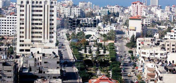 شاهد حظر التجوال في قطاع غزة بسبب كورونا