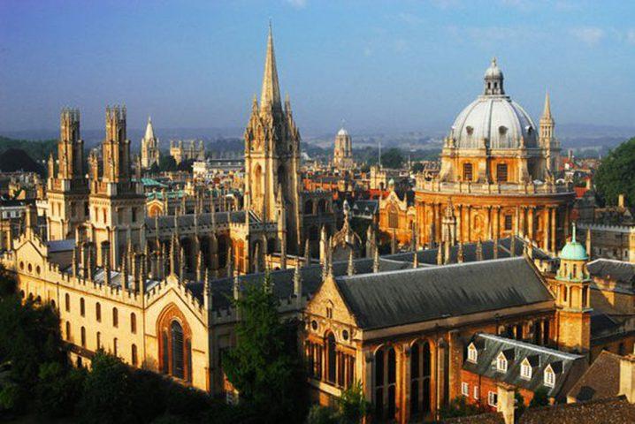 جامعة أوكسفورد تتصدر قائمة أفضل الجامعات البريطانية