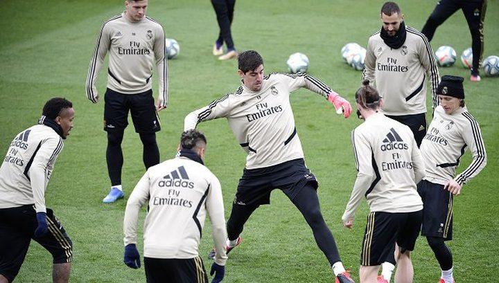 قبل انطلاق الليجا .. ريال مدريد سيخوض مبارتين وديتين
