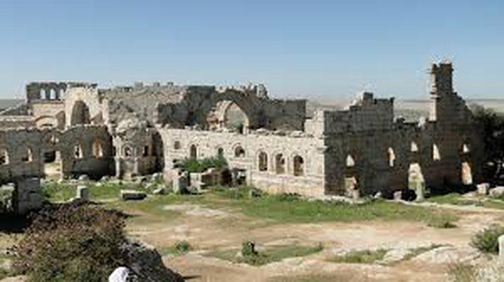 الاحتلال يصادر قلعتي دير سمعان ودير قلعة غرب سلفيت بحجة ترميمها
