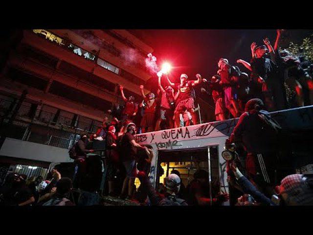 الآلاف في العاصمة الكرواتية يحتشدون ضد إجراءات الوقاية من كورونا