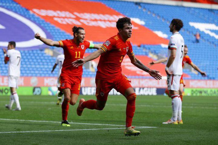 اللاعب الشاب في ليفربول يقود ويلز لفوز قاتل على بلغاريا