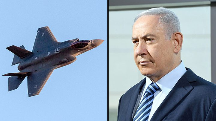 """الاحتلال يبحث عن """"تعويض كبير"""" للقبول بامتلاك الإمارات طائرات إف35"""