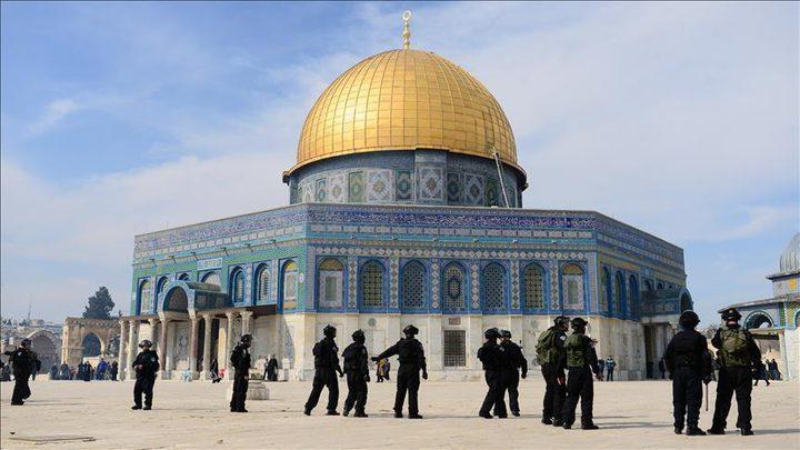 الهيئات الاسلامية: لن يقدر الاحتلال على تغيير الواقع في الأقصى