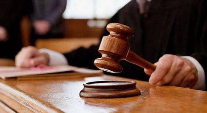 نابلس: الأشغال الشاقة لمدانين بقضايا السرقة والتزوير