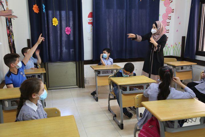 التربية:فرق ميدانية ستابع الإلتزام بالإجراءات الوقائية في المدارس