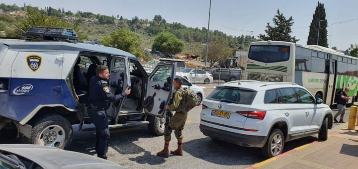 سلفيت: إصابة شاب برصاص الاحتلال بزعم تنفيذ عملية طعن