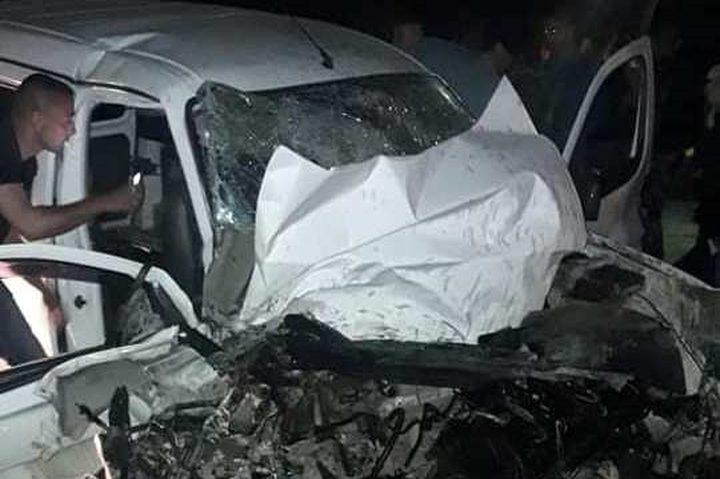 مصرع شاب وإصابة آخرين بحادث مروّع مع مركبة عسكرية إسرائيلية