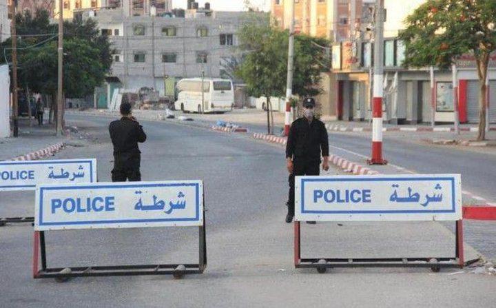 تخفيف اجراءات حظر التجوال عن مناطق عدة في قطاع غزة