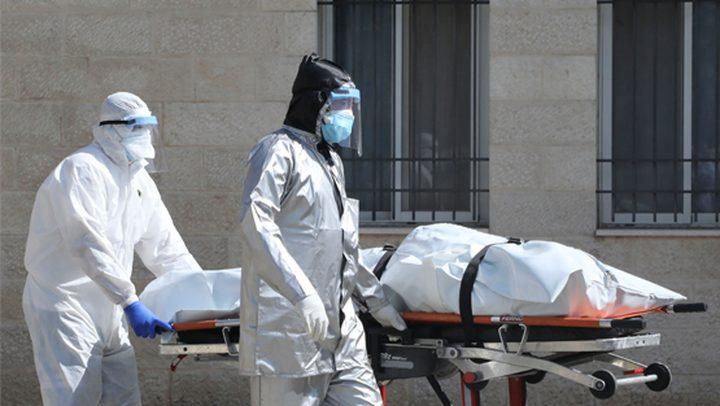 """تسجيل حالة وفاة جديدة بفيروس""""كورونا"""" في قطاع غزة"""