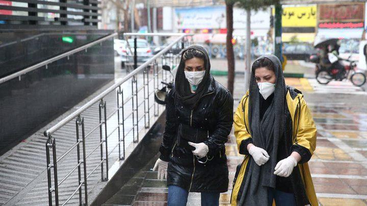 117 حالة وفاة و2152 اصابة جديدة بكورونا في ايران