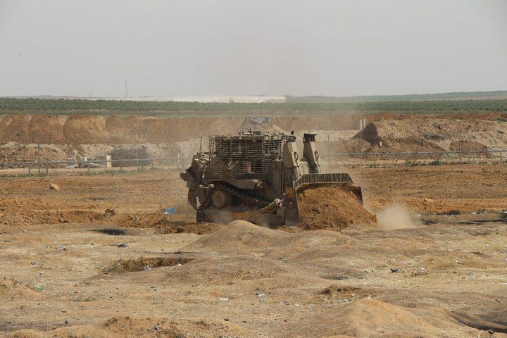 """توغل """"اسرائيلي"""" محدود شرق خانيونس واطلاق النار صوب المزارعين"""