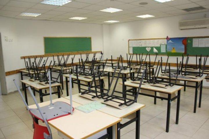 """إغلاق كافة المدارس في قرية جولس للحد من تفشي """"كورونا"""""""