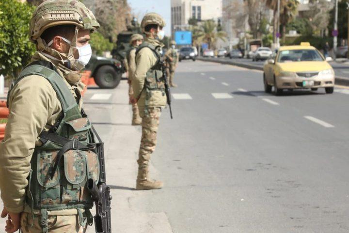 """الأردن تسجل حالة وفاة و67 إصابة جديدة بـ""""كورونا"""""""