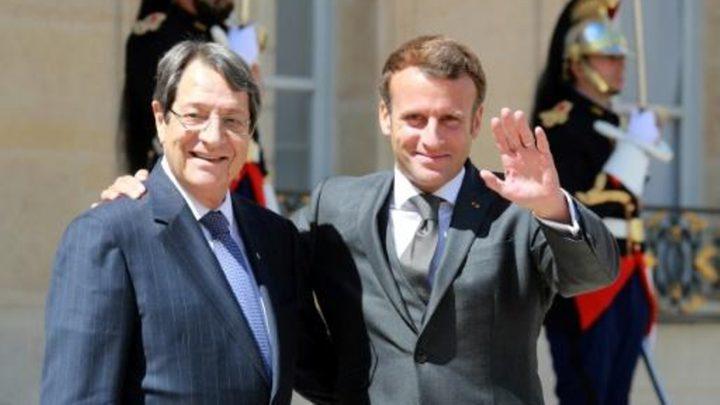 اجتماع فرنسي يوناني لمناقشة ملف شرق المتوسط والعلاقات مع تركيا