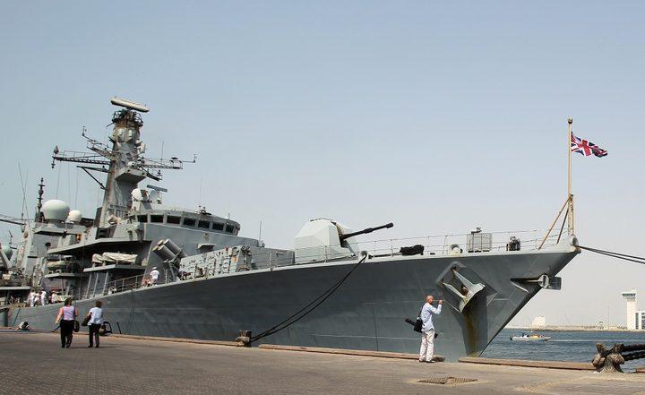 البحرية البريطانية تقود مناورات لدول من الناتو في القطب الشمالي