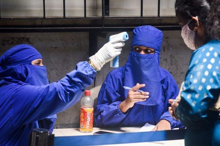 الهند: 1133 حالة وفاة و75809 اصابة جديدة بفيروس كورونا
