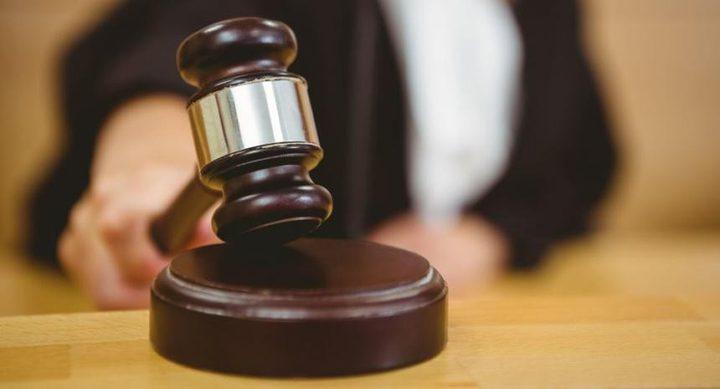 الخليل: الأشغال الشاقة المؤقتة 15 عاما لمدان بتهمة القتل القصد