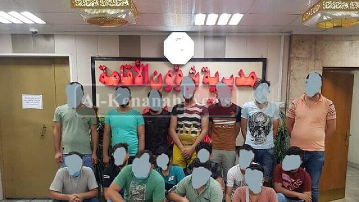 العراق: القبض على 17 مخالفا لقانون الاقامة في العاصمة بغداد