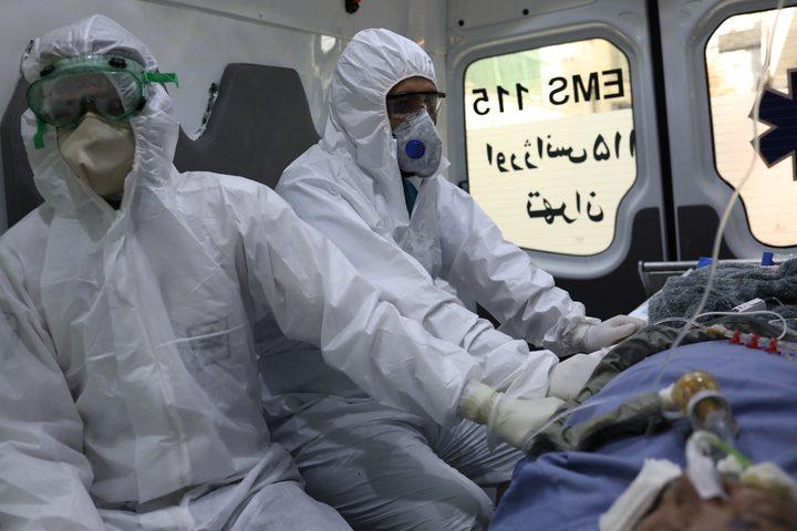ايران: 132 حالة وفاة و2302 اصابة جديدة بفيروس كورونا