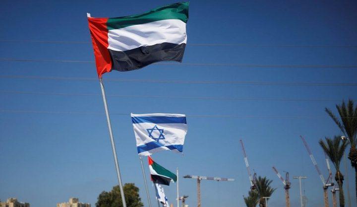 مسؤول إمارتي: توقيع الاتفاقية مع الاحتلال سيتم خلال الشهر الجاري