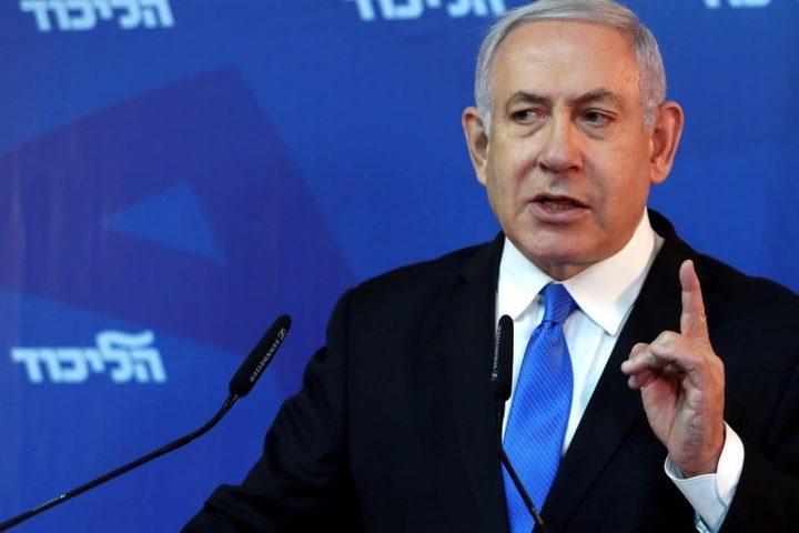 نتنياهو: ليبرمان يحاول استغلال أزمة كورونا لمصالحه السياسية
