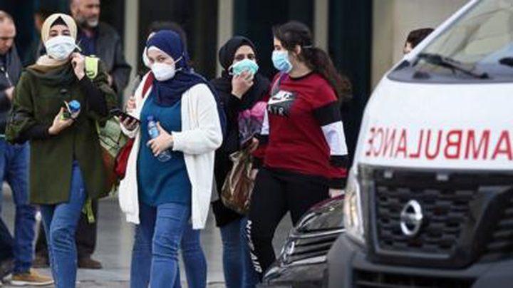 تسجيل 103 إصابات بفيروس كورونافي الأردن