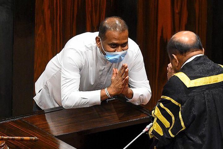 للمرة الأولى.. محكوم بالإعدام يصبح نائب برلماني في سريلانكا