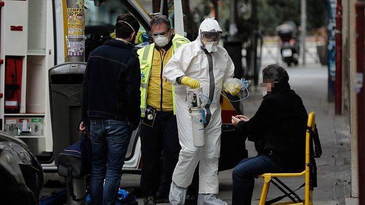 الارجنتين:276 حالة وفاة وأكثر من 12 الف اصابة جديدة بفيروس كورونا