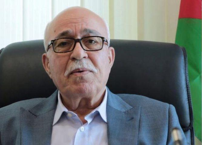 رأفت يطالب وزراء الخارجية العرب الالتزام بالمبادرة العربية للسلام