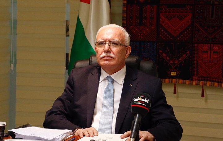 المالكي يطالب وزراء الخارجية العرب بموقف رافض لاتفاق التطبيع